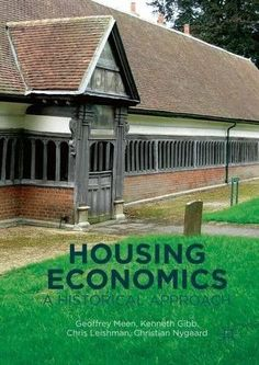 Managerial economics applications strategies and tactics 13th housing economics a historical approach fandeluxe Image collections