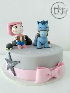 Sherif Callie birthday cake   קארין עוגות מעוצבות