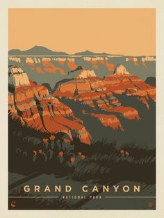 ~ Kenneth Crane of Anderson Design Group Retro Graphic Design, American National Parks, Plakat Design, National Park Posters, Park Art, Parcs, Vintage Travel Posters, Vintage Ski, Grafik Design
