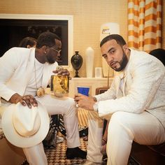 "French Montana ft. Puff Daddy – Can't Feel My Face   Damn, French and Puff are on their bullshit on this one. Produced by Honorable C-Note, ""Can't Feel My Face"" is short but it goes extra hard.