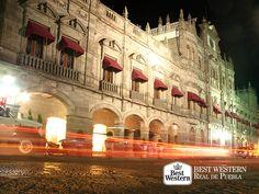 EL MEJOR HOTEL EN PUEBLA. La ciudad de Puebla y sus maravillosos alrededores, le esperan en su próxima visita para que disfrute de un viaje único e inolvidable. En Best Western Real de Puebla, estamos seguros de que su viaje será aún mejor, hospedándose con nosotros. Le invitamos a reservar, llamando al (222)2300122. #bestwesternhotelrealdepuebla