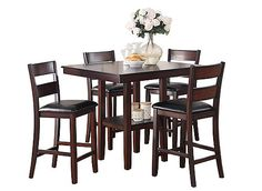 Colbert 5-pc. Counter-Height Dining Set