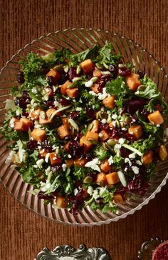 Sweet Potato Kale Salad: Simple, tasty, and perfect for travel. If you share with the passenger next to you on the plane, that person might be more generous with the armrest.