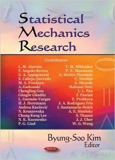 Statistical Mechanics Research By Byung-soo Kim