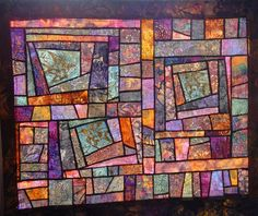 stained glass patchwork 025  