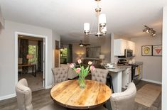 Our spacious and floor plans feature gourmet kitchens, plank wood flooring, plush carpeting, and private balconies and patios. Pet Friendly Apartments, Bedroom Floor Plans, Wood Flooring, Balconies, Plank, Kitchens, Dining Table, How To Plan, Furniture