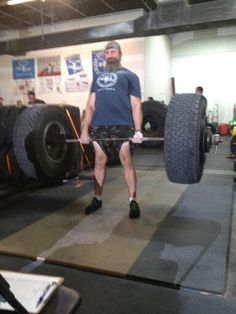 River City Strongman Challenge 2015