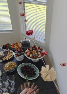 Afternoon Baby Shower, Ice Tea, Parfaits & Bubbly To entertain Sprinkle Shower, Fabric Roses, Simple Elegance, Iced Tea, Afternoon Tea, Parfait, Sprinkles, Good Food, Bubbles
