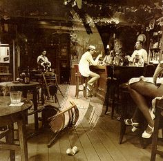 Led Zeppelin - In Through The Out Door, 1979