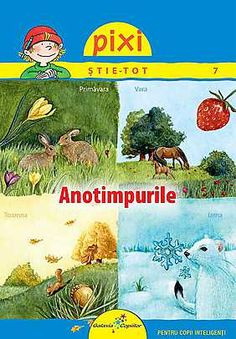 Pixi stie tot - Anotimpurile Winter, Pixie, Books, Movie Posters, Bebe, Seasons Of The Year, Winter Time, Libros, Book