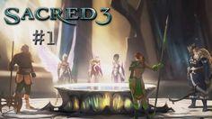 Sacred 3 #1 - 2 Helden gegen Zane - Let's Play Together Sacred 3