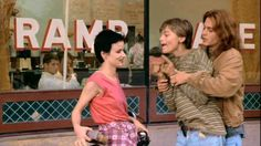 juliette lewis in what's eating gilbert grape