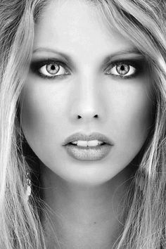 Black and white, grayscale, european blond woman/ female portrait photography and professional heads. High Key Photography, Photography Women, Portrait Photography, Editorial Photography, Female Poses, Female Portrait, Low Key Portraits, Magic Eyes, Model Face