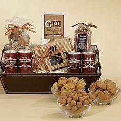 Coffee Inspired Chocolate Gift Basket