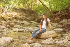 Arbor Hills - Arbor Hills Nature Preserve - Texas - Dallas - Hair Ideas for Senior Photos - Senior Girl - Senior Photos - Senior Photography - High School Seniors - Dallas, Texas - DFW - Senior Girl Poses - Girl Poses - Class of 2017 - Senior - Senior Pics - Senior Pictures - Tyler R. Brown Photography