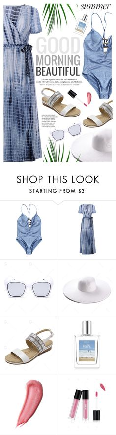 """""""Sin título #1151"""" by yexyka ❤ liked on Polyvore featuring H&M and La Prairie"""