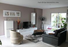 16 idées avec la couleur lin pour le salon   Deco-design   Decor ...