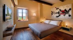 bed and breakfast toscano con camere matrimoniali moderne