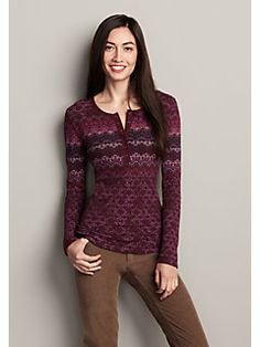 I have this top for casual winter wear. Not for work.