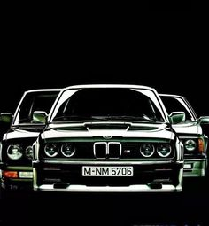 living on the Isle of Man, home of the world famous TT races. BMW and Motorsport nostalgia. Bmw E30 M3, Bmw Alpina, Bmw M Series, Automobile, Bmw Classic Cars, Bmw Love, Us Cars, Vintage Cars, Cool Cars