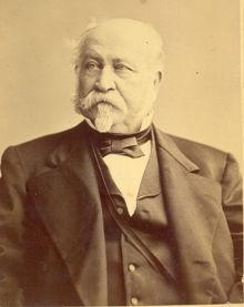 John Sutter, 1878