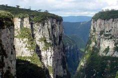 Itaimbezinho Canyon is one of the largest in Brazil. Located at Rio Grande do Sul and Santa Catarina state border, is really worth a visit!