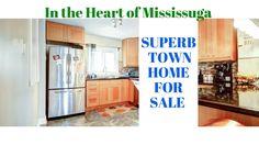 Mississauga Town House For Sale Hurontario / Dundas