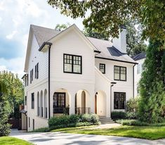 Home of the day. Designed by What are your thoughts? House Designs Exterior boycedesign Day designed Home photooftheda Thoughts Casas Containers, Dream House Exterior, House Goals, Home Fashion, My Dream Home, Exterior Design, Exterior Homes, Rustic Exterior, Exterior Siding