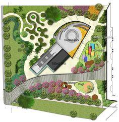 small park design