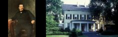 Grover Cleveland's Home (22nd and 24th President).    From the National Park Service website.