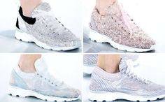 Chanel Couture '14 Sneakers