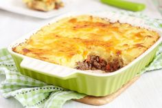 Hearty English Recipe: Cottage Pie