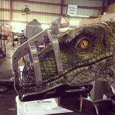 This Is Why Jurassic World Is Going to Rock: Practical FX | moviepilot.com