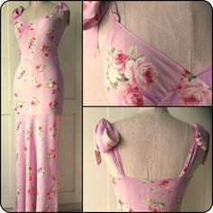 Lovely slip and nightgown pattern for free from VeraVenus. Lots of pretty, free patterns.