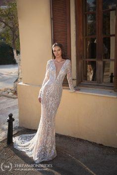 Eden Aharon Loverbird 2020 Spring Bridal Collection – The FashionBrides Formal Dresses, Wedding Dresses, Gowns With Sleeves, Bridal Collection, Spring, Style, Fashion, Bridal Dresses, Moda
