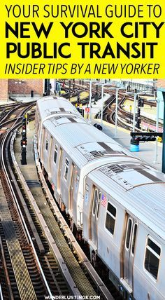 Planning a trip to NYC? A New Yorker's insider tips for the New York City subway, NYC subway etiquette, and budget NYC subway tips. #NYC #Travel #NewYork