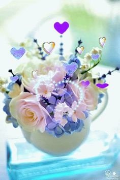Discover & share this Animated GIF with everyone you know. GIPHY is how you search, share, discover, and create GIFs. Glowing Flowers, Animated Heart, Flowers Gif, Love You Images, Amazing Gifs, Glitter Graphics, Rose Wallpaper, Butterfly Art, Beautiful Butterflies