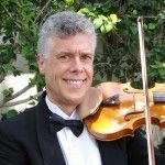 This is my husband the director of the Mallette String Quartet, providing wedding music in Southern California for over 20 years.