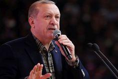 Erdoğan: Deniz Yücel is a Terrorist, not Journalist