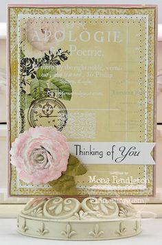 Thinking of You... ~ Cupcake's Creations