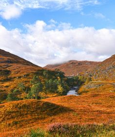 What to see in the Scottish Highlands - this hydro station is down a beautiful private road