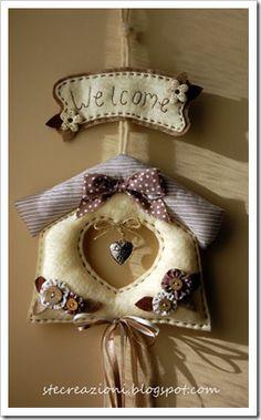 welcome de casinha