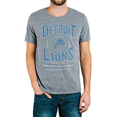 buy popular bd46c 6588a Junk Food NFL Men s GameDay Short Sleeve Tri-blend Tee  Amazon.co.