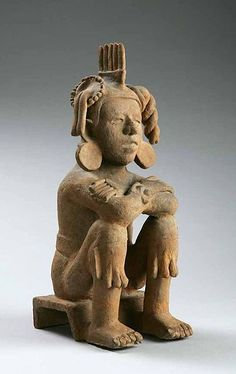Aztec/Mexica (Xochipilli, god of spring, flowers, music and dance)