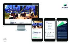 Responsive website design for family run #London Property Management #Agency, Wildcross.  View their website here: http://www.wildcross.co.uk/  #RWD #Responsive #website #design #property #agency #mobile #animals