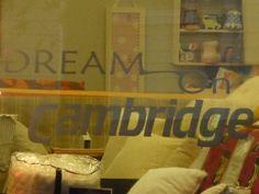 Dream on Cambridge