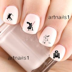 Star Wars Darth Vader Storm Troopers X Wing Fighter by artnails1