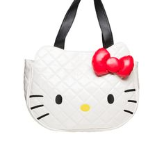 168c2845f5 I love the Hello Kitty Quilted Face Bag from LittleBlackBag