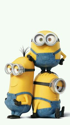 Which Minion Are You? - Find out which adorable Despicable Me minion is most like you!
