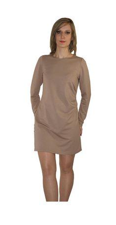 r+40+Sukienka+Beż+i+inne+kolory++.+w+HeWoj+na+DaWanda.com